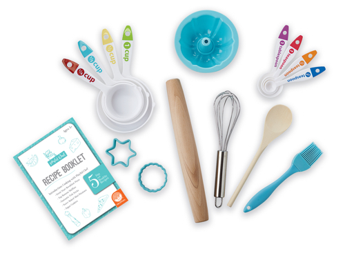 Playful Chef Baking Kit